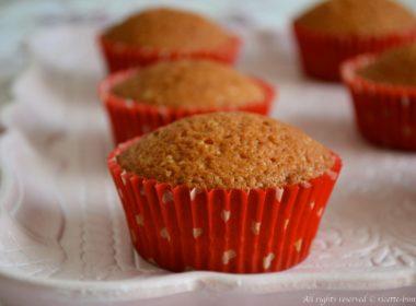 Muffin allo sciroppo d'acero Bimby