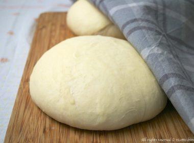 Pizza in teglia Bimby