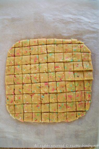 Biscotti Arlecchino bimby