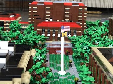 Lego Hatcher Library