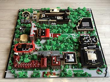 Lego Diag West