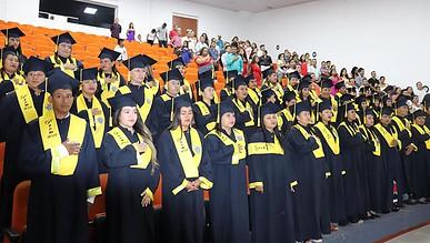 Photo of 46 madres y padres cabeza de hogar se graduaron como bachilleres en Yopal