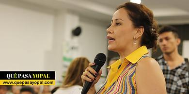 Photo of Diputada Sonia Bernal solicitó a @Minagricultura el primer distrito de riego para Casanare