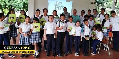 Photo of Más de 500 niños y jovenes venezolanos estudian en Yopal