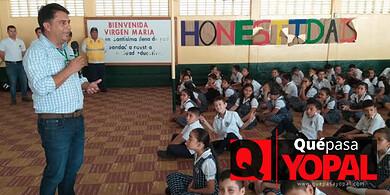 Photo of En colegios de Yopal inicia estrategia pedagógica de formación en seguridad vial