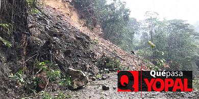 Photo of Continúa la recuperación de vías de Casanare