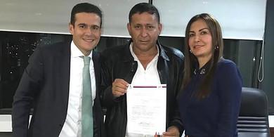 Photo of Monchy recibe aval oficial de Cambio Radical para la alcaldía de Orocué