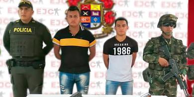 Photo of Capturados presuntos sicarios de taxista de Hato Corozal