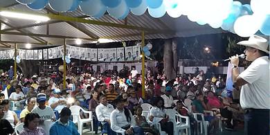 Photo of Con multitudinario acompañamiento para Hayver Gutiérrez 'Plancho' para la Alcaldía de Maní