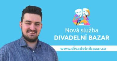 Nová služba - DivadelníBazar.cz - Tomáš Čivrný