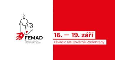 50. ročník festivalu FEMAD se uskuteční v termínu od 16. do 19. září 2021.
