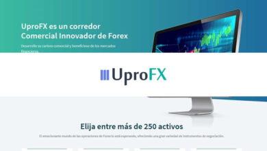 uprofx Reseña