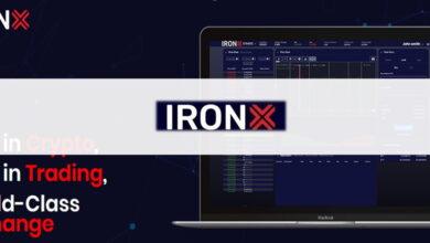 IronX