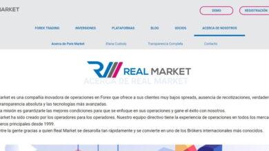 Real market