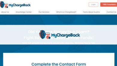 mychargeback
