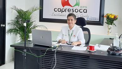 Photo of Gerente de Capresoca presentó informe de control político