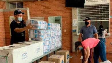 Photo of Alcaldía entrega elementos de aseo para los reclusos de la cárcel de Yopal