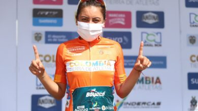 Photo of Lorena Colmenares es nueva líder del Tour Femenino