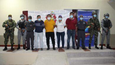 Photo of Capturados presuntos integrantes del Eln en Casanare