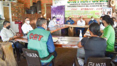 Photo of Alcalde participó en primera junta directiva de Sintra-Yopal