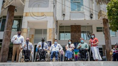 Photo of Personas con discapacidad trabajan en la Gobernación de Casanare