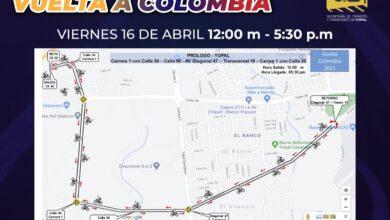 """Photo of Se aplicarán medidas de tránsito por """"Vuelta a Colombia 2021"""" en Yopal"""