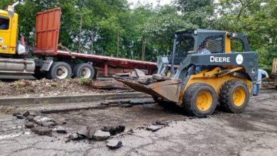 Photo of Obras Públicas en el mantenimiento de la malla vial