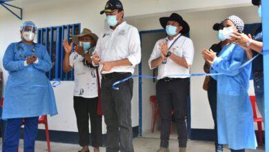 Photo of Comunidad de Montañas del Totumo inauguró el punto de atención para brigadas de salud