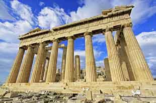 The Parthenon - Acropolis - Athens