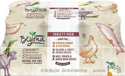 Purina Beyond Grain-Free Adult Canned Dog Food
