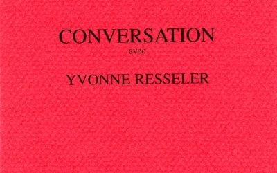 Conversation avec Jacques Vilet