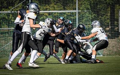 U18 unterliegt den Tirolern