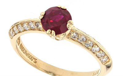 The Rich Folklore of July's Birthstone