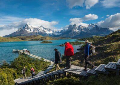 VC185 Tours para visitar Torres del Paine Glaciar Perito Moreno y  Usuahia