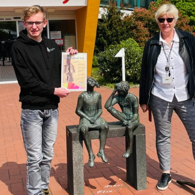 Spende der Messdiener Sankt Katharina, Hennef