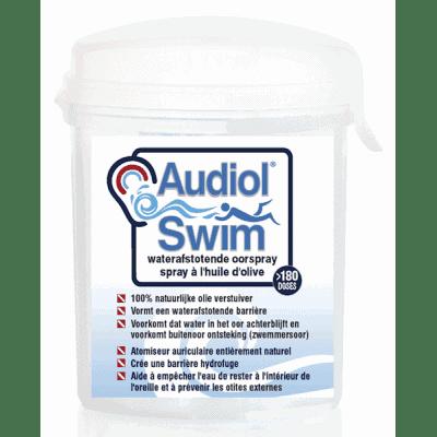 Audiol Swim een onzichtbaar zwemdopje