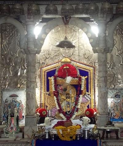 Charbhuja nath temple in Kotri