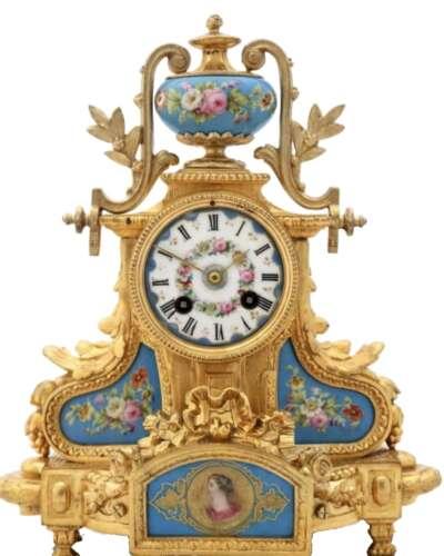 restorations to clock cases.