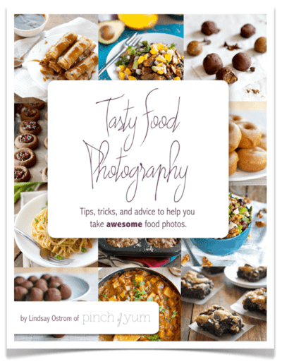 Tasty Food Photography Book