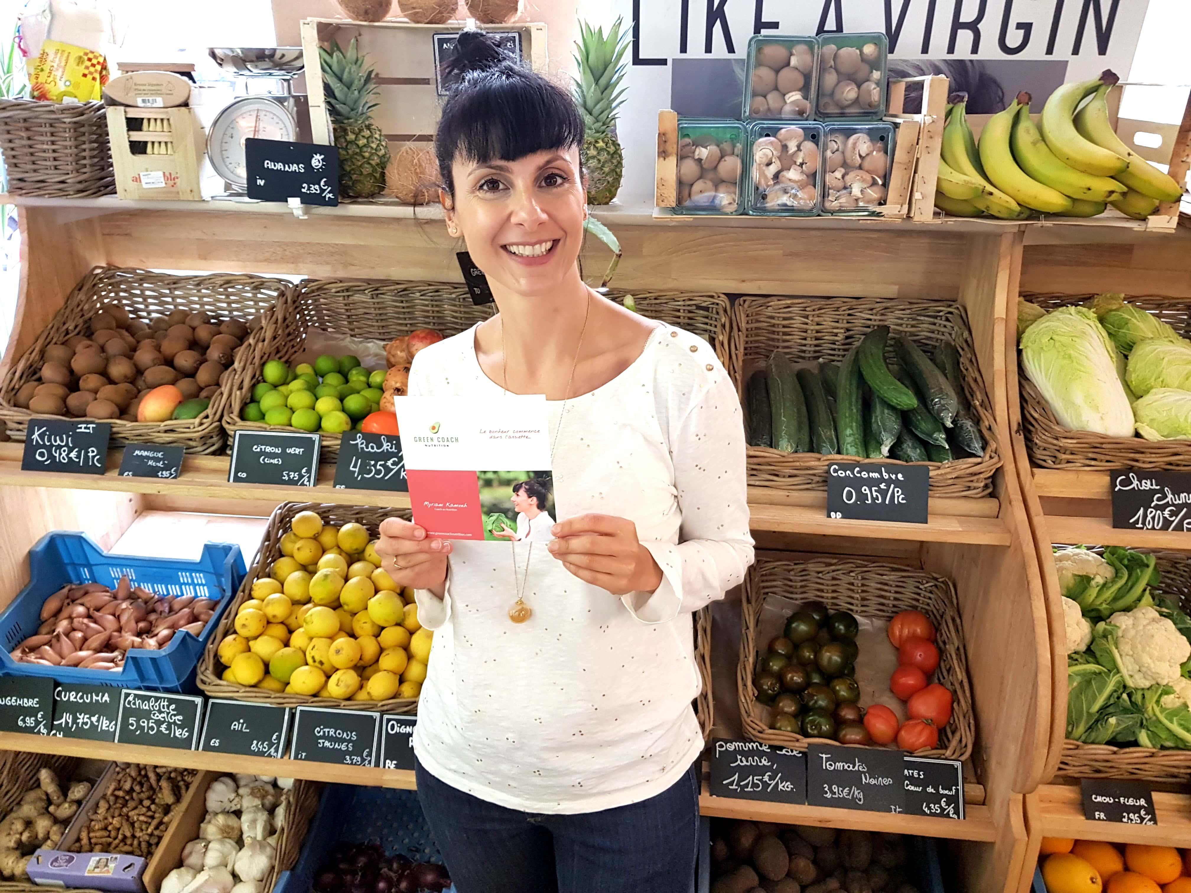 Green Coach Nutrition - Bon cadeau
