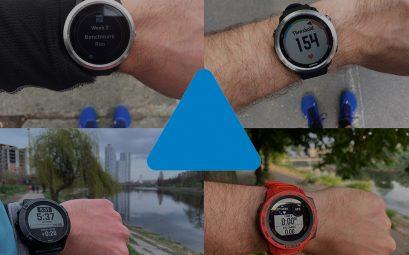 Часы для бега Garmin