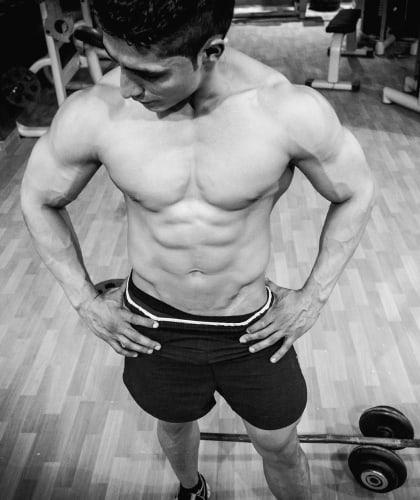 Obere Brust trainieren