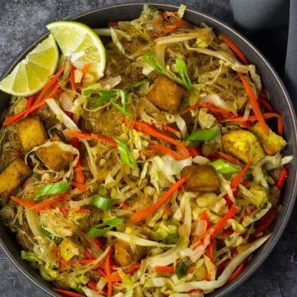 Vegan Pancit Bihon Recipe