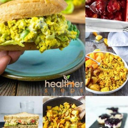 25 Vegan Brunch Ideas