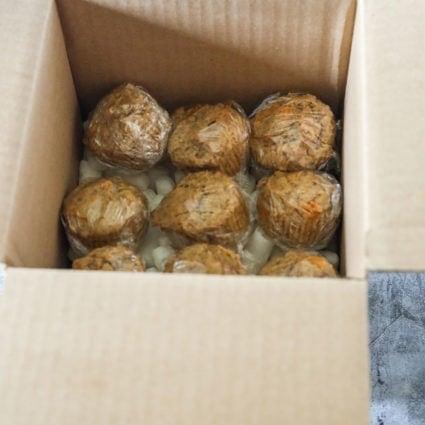 How To Ship Vegan Baked Goods