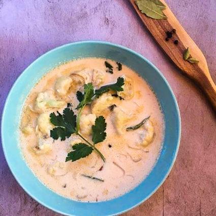 Cauliflower Coconut Stew