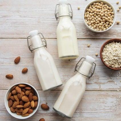 What Is the Best Vegan Milk?