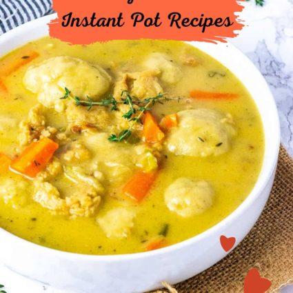 My Best Vegetarian Instant Pot Recipes