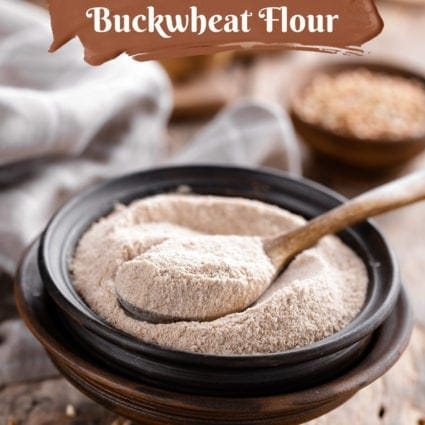 Substitute for Buckwheat Flour