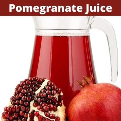 11 Impressive Health Benefits of Pomegranate Juice